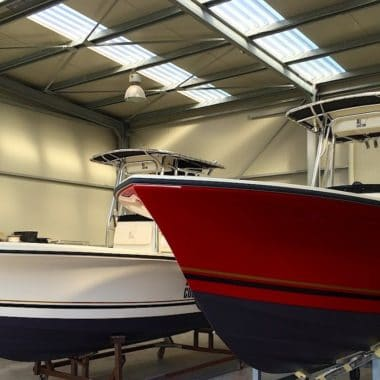 AL CUSTOM - AL 21 – Fishing Boat