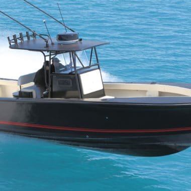 AL CUSTOM - AL 30 – Fishing Boat