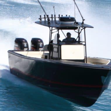 AL CUSTOM - AL 30 – Fishing Boat