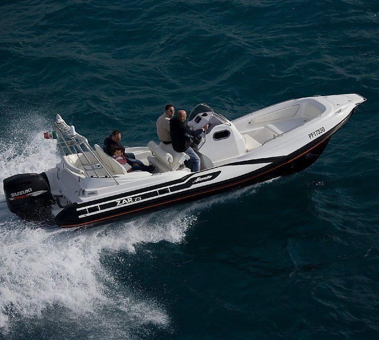 Autres bateaux - ZAR 75′ Suite Plus