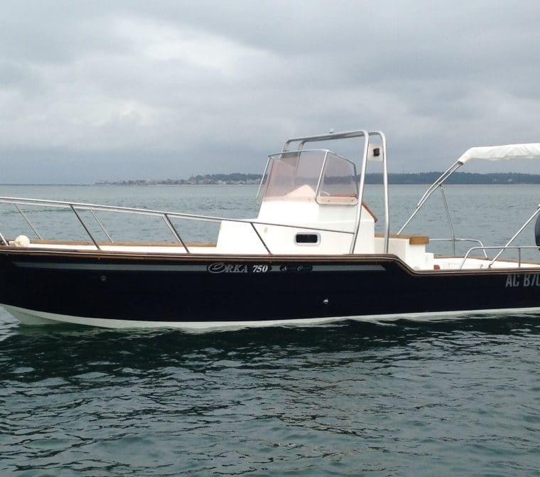 Autres bateaux - ORKA 750