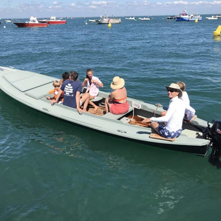 Autres bateaux - Pinassotte LAJUS