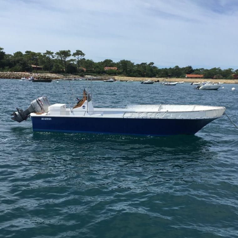 Autres bateaux - LACAZE 750