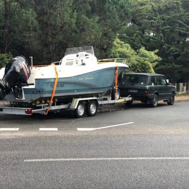 Autres bateaux - CAP CAMARAT 7.5 Style