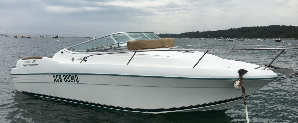 Autres bateaux - JEANNEAU LEADER 705