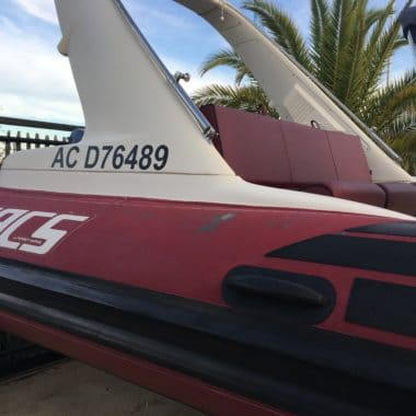 Autres bateaux - SACS 680 Ghost