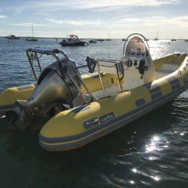 Autres bateaux - CARIBE UB 20 SC